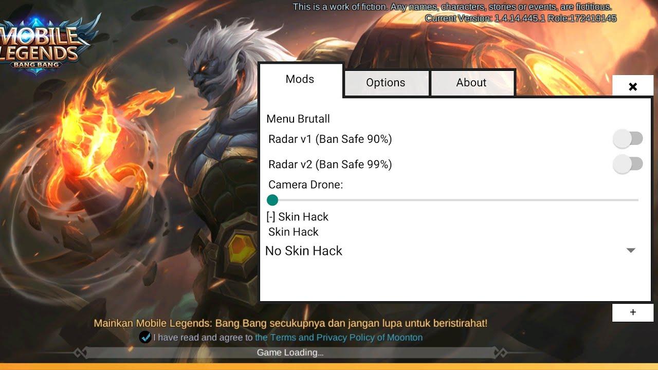 tool kuroyama v 3 apk mod mobile legends