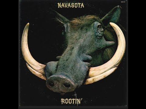Navasota - Rootin 1972 FULL VINYL ALBUM