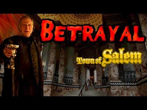 BETRAYER  Town of Salem Balanced Custom Coven Game