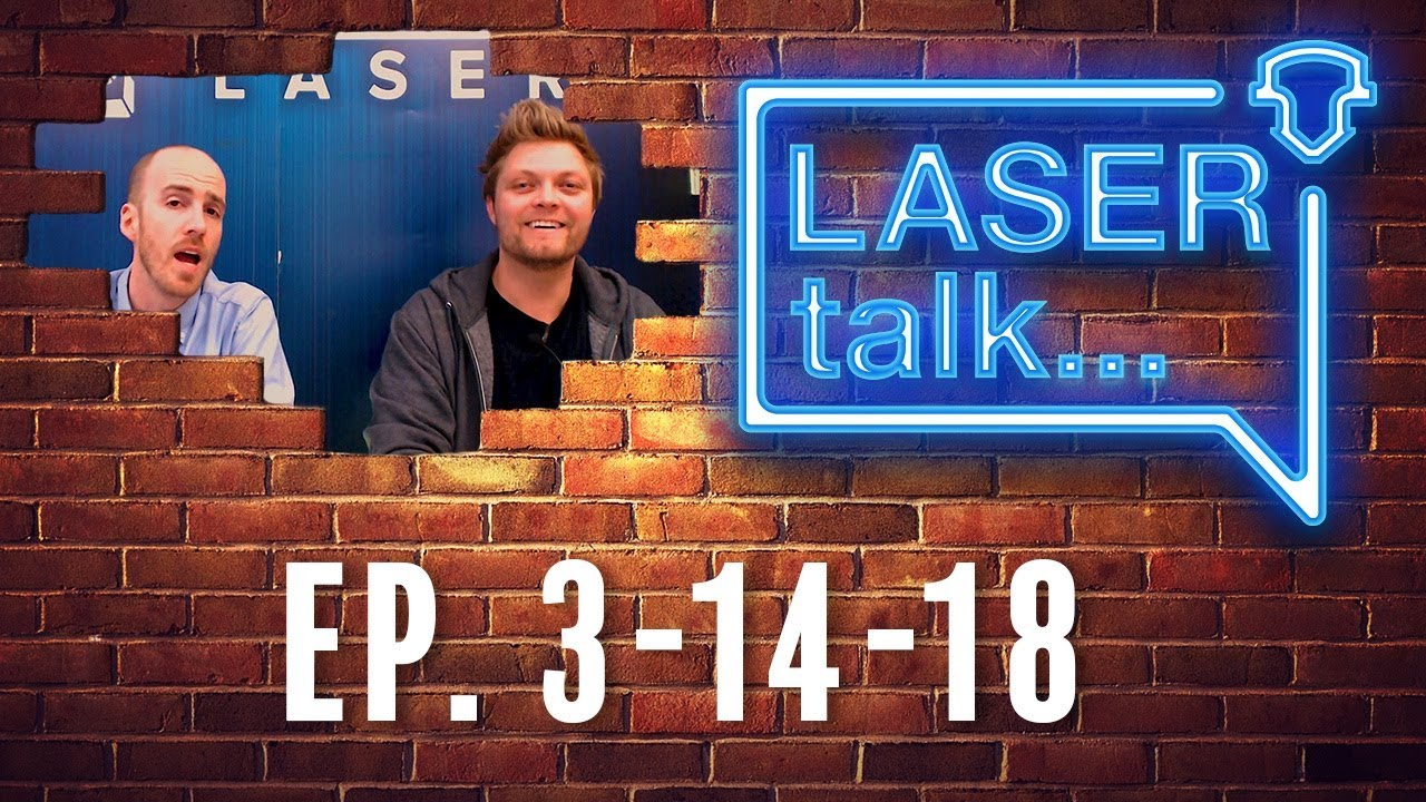 Laser Talk Starting A Laser Business Youtube