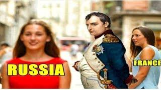 Как Наполеон мог стать русским офицером? Наполеон в России.