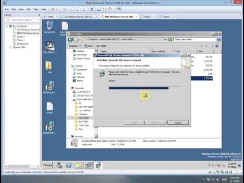 How To Setup Bandwidth Splitter For ISA & TMG