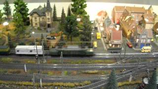 Le magnifique réseau ferroviaire de Mr De Pauw!! (2) (15/07/2013)(, 2013-07-17T18:04:07.000Z)
