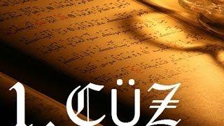 Kur'an Meali 1.Cüz - Yusuf Ziya Özkan - M. Elmalılı Hamdi Yazır
