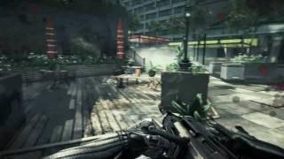 Crysis 2 - Cloak & Dagger Gameplay E3 2010 [Full HD]