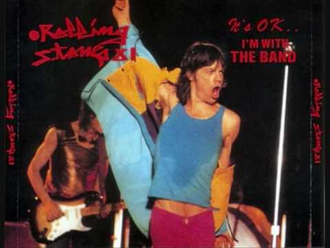 Rolling Stones - Going To A Go Go - Kansas City - Dec 14, 1981