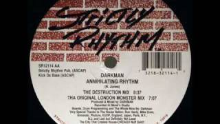 Darkman - Annihilating Rhythm (The Destruction Mix)