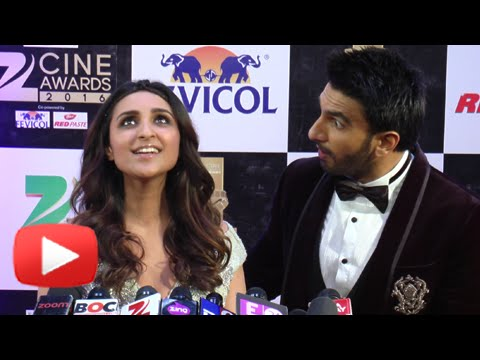 Thumbnail: Watch : Parineeti Chopra Sings Live | Meri Pyaari Bindu | Zee Cine Awards 2016