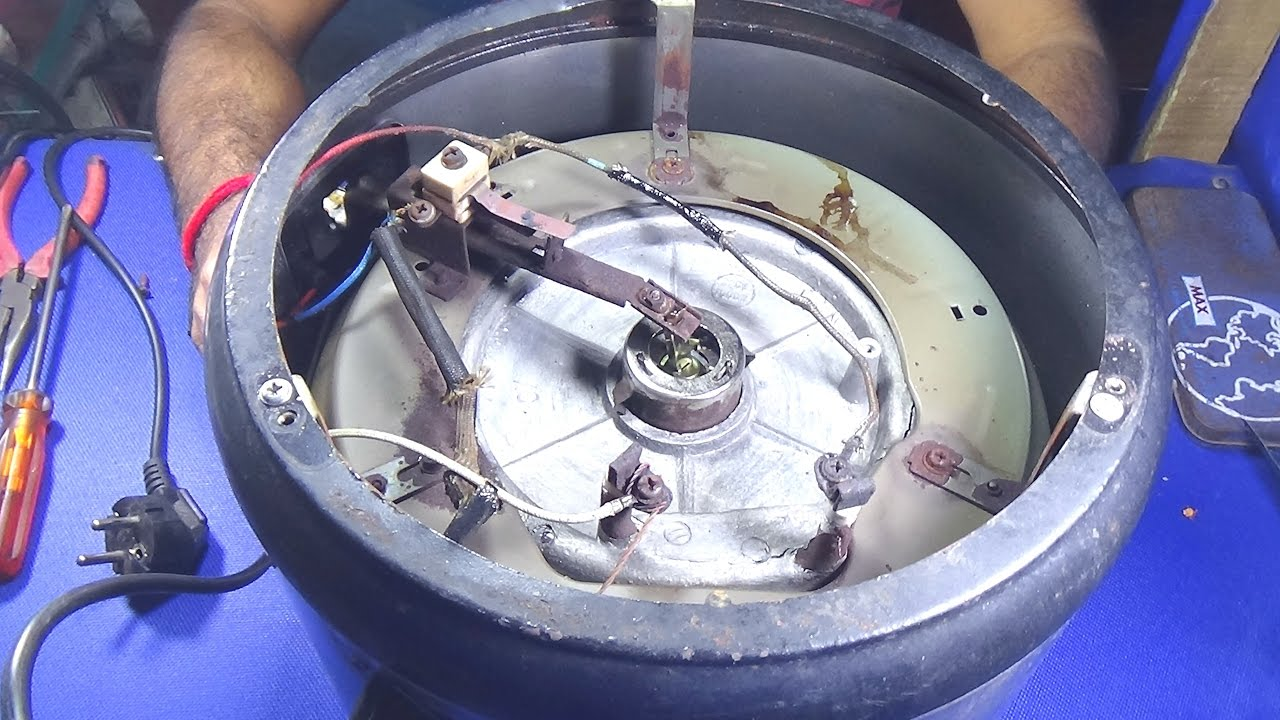 How To Repair Power Problem Of Rice Cooker Youtube