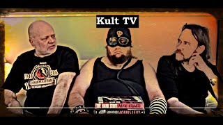 KultTV #106: Vieraana Tapani Bagge!