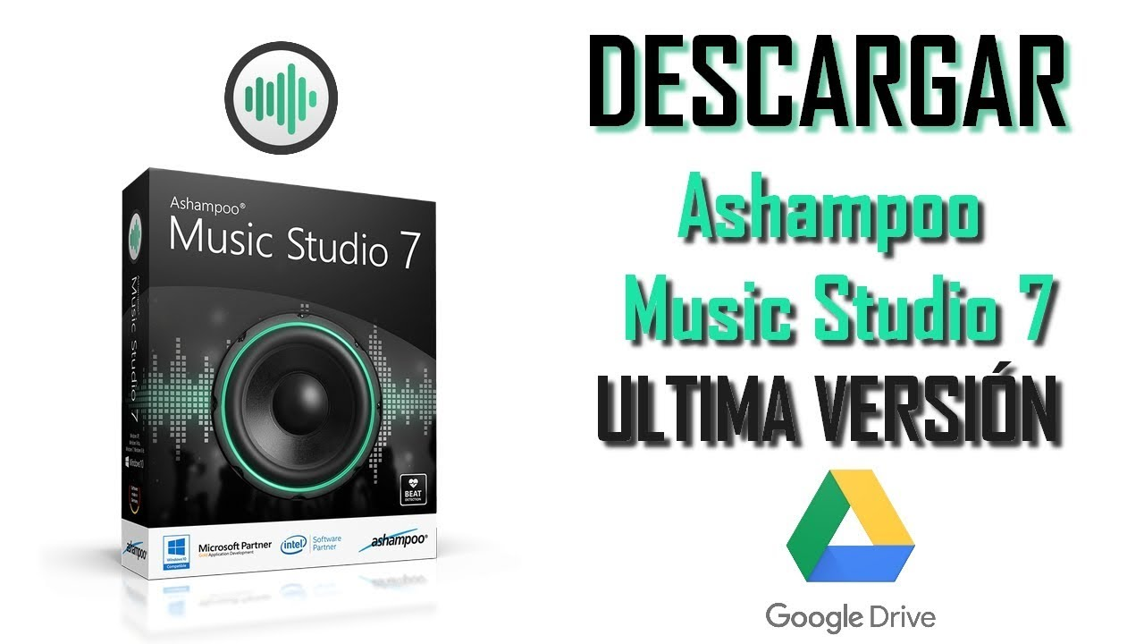 ashampoo music studio 7 upgrade