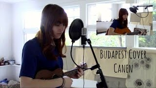 Budapest -- Cover by Canen (George Ezra)
