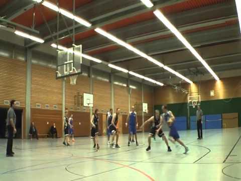 SV Böblingen 3 - SV 03 Tübingen 4 1.Halbzeit