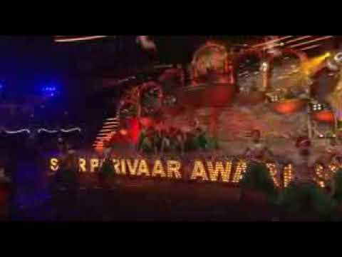 Rajat tokas performance in Star pariwar award 2017