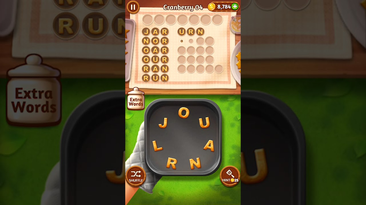 Word Cookies Games for Android Phone