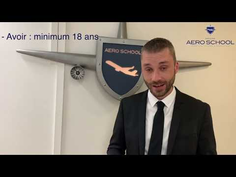 AeroSchool - Quels sont les prerequis pour accéder à la formation CCA ?