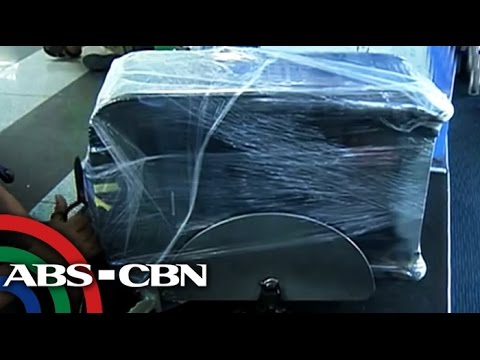 NAIA baggage handlers caught with stolen jewelry