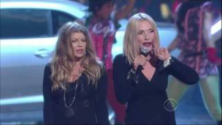 [HD] Fergie & Debbie Harry  - Call Me