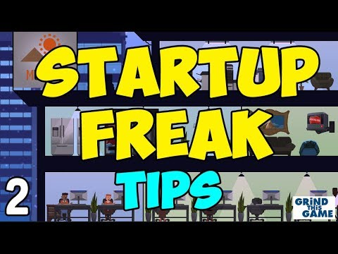 TIPS TO BUILD YOUR BILLION DOLLAR STARTUP #2 - Startup Freak Gameplay