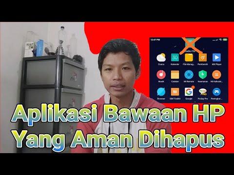 5 aplikasi yang harus dihapus dari smartphone.