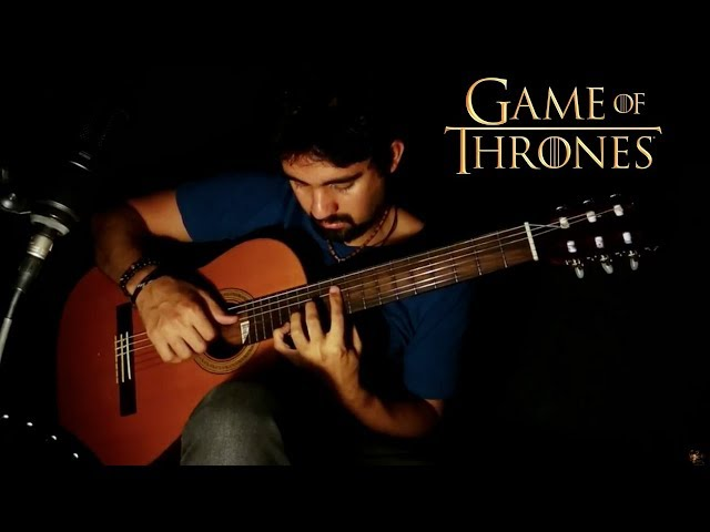 Game of Thrones Main Theme on Classical Guitar (Ramin Djawadi) by Luciano Renan
