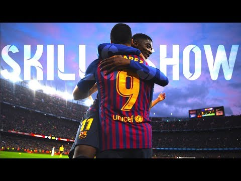FC Barcelona 2018/19 ● Beautiful Skills & Goals | HD