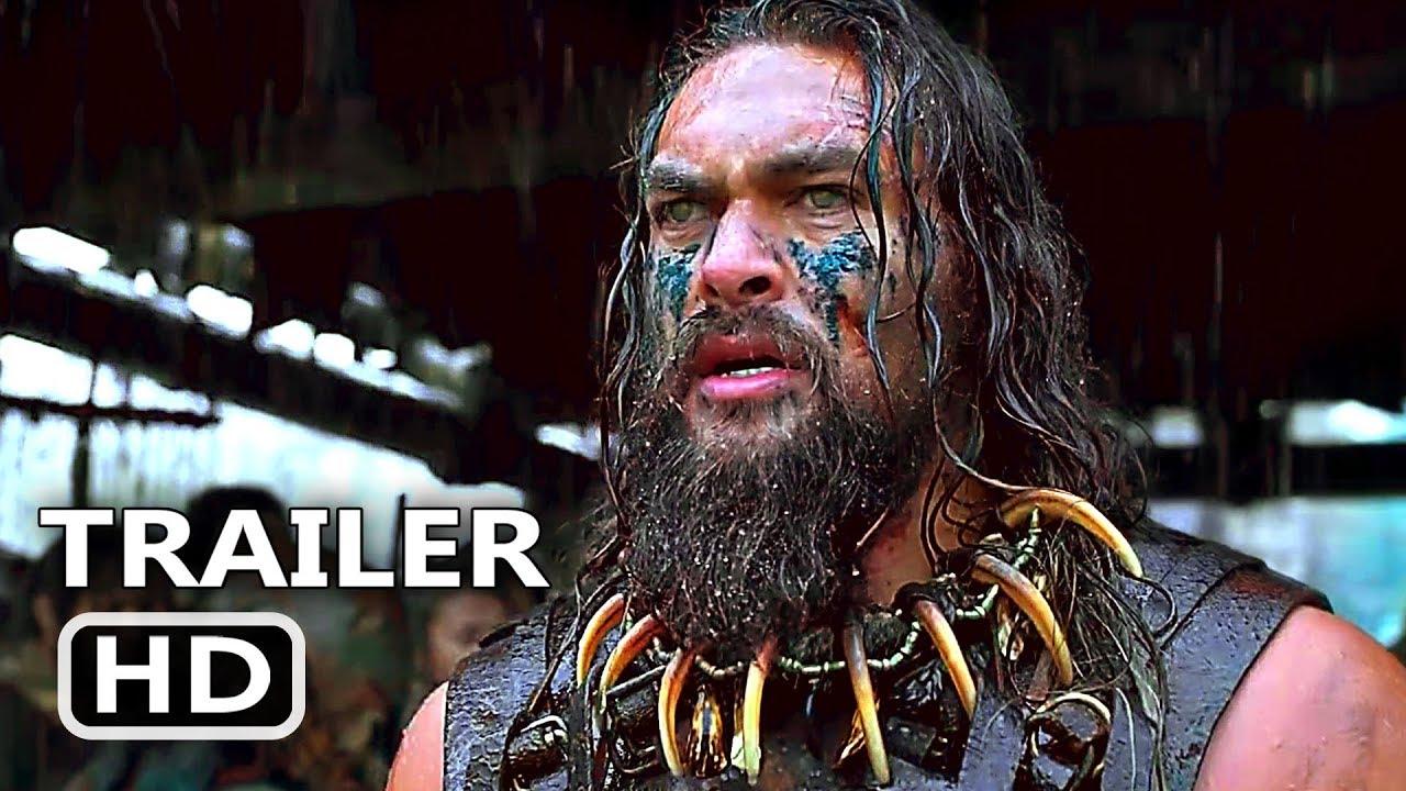 Download SEE Trailer # 2 (NEW 2019) Jason Momoa, Apple TV Series HD