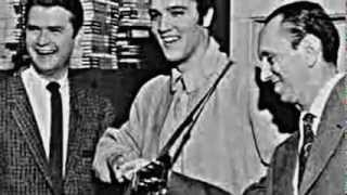 Elvis Presley(Million Dollar Quartet)Brown Eyed Handsome Man