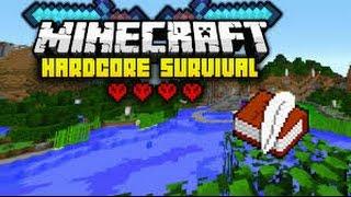 UNA CASA DI LUSSO!!! XD Minecraft SURVIVAL HARDCORE Nuova serie!!!