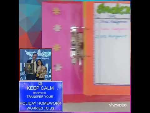 Dldav pitampura holiday homework