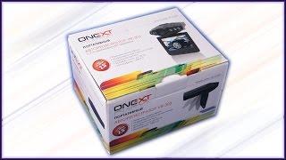 Видео обзор, тест регистратора ONEXT VR 303 День  Сумерки  Ночь