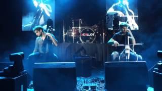 Скачать 2CELLOS Wake Me Up Mesa Live 2016 US Tour