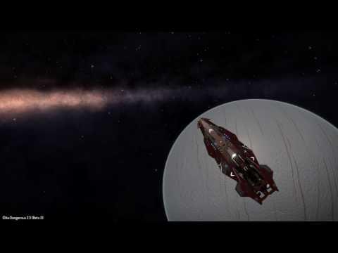 Elite Dangerous Beta 2.3 Witch Head Nebula