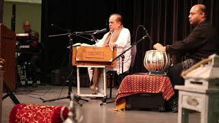 Azhar Mehmood Performing at Seattle Adab-e-Mehfil (SAM)