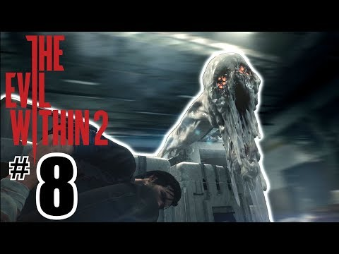 THE BIGGEST DRIP EVER - The Evil Within 2 Part 8 - PC Gameplay Walkthrough