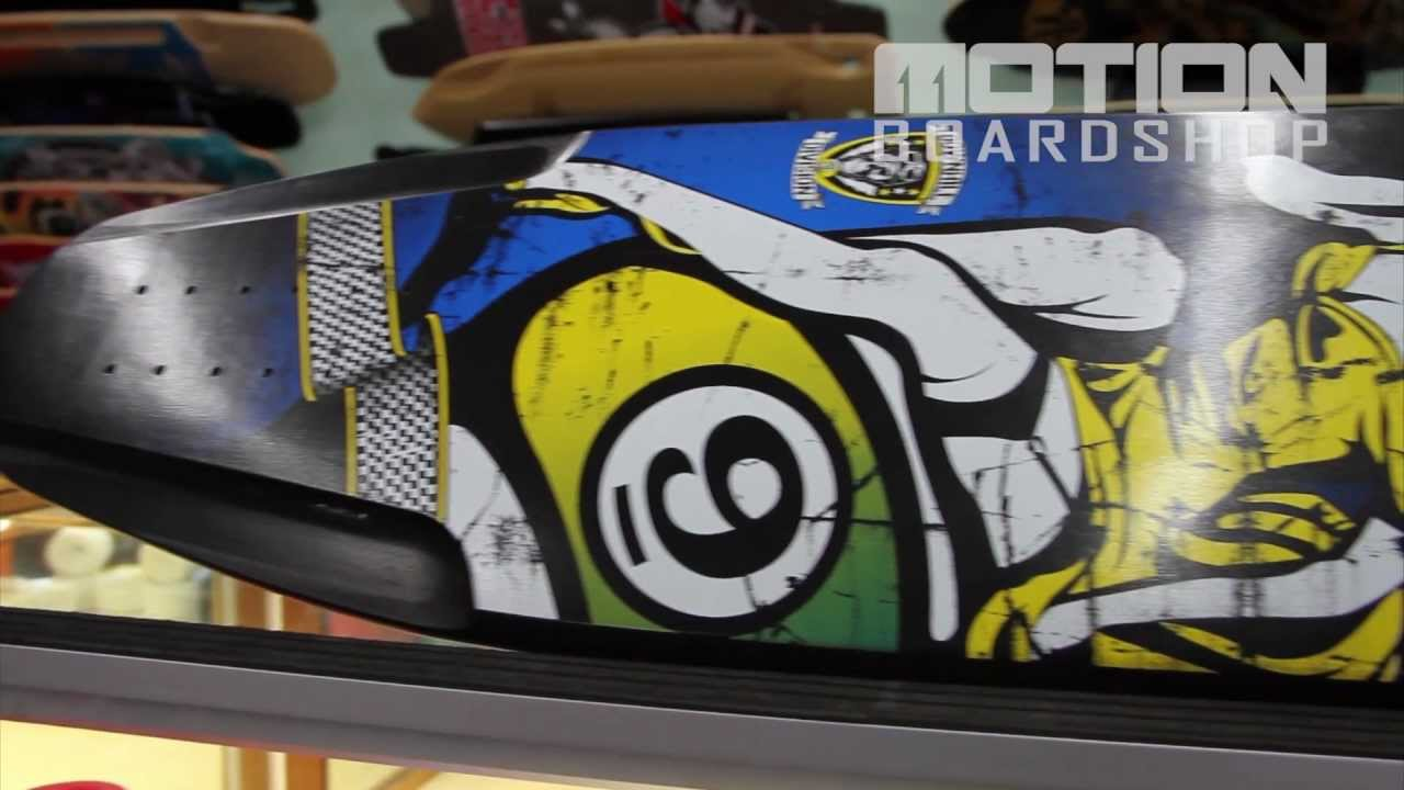 """Sector 9 DH Division """"Brandy"""" 2012 - Motionboardshop.com ...  Sector 9 DH Div..."""