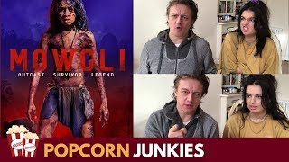 Mowgli (Legend of the Jungle) Official Trailer #2 (Netflix Movie) - Nadia Sawalha & family Reaction