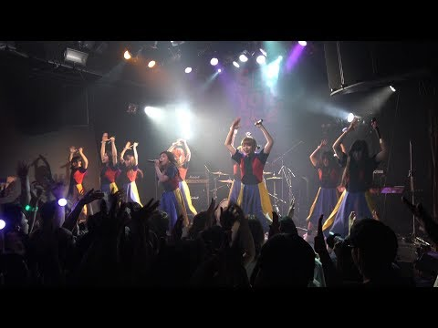 20180524 GANG PARADE(ギャンパレ) SET YOU FREE〜『3WAY DANCE』in 高円寺HIGH
