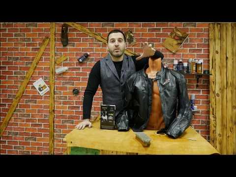 Как правильно покрасить кожаную куртку