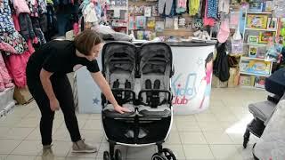 Видео обзор коляски для двойни Pituso Ruta