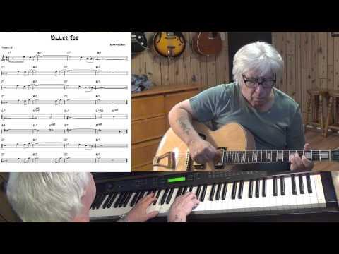 Killer Joe - Jazz guitar & piano cover - Yvan Jacques