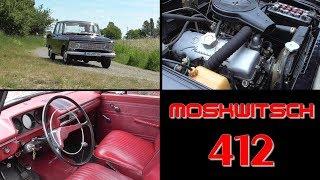 Moskwitsch 412 - Moskvich 412 -  Москвич 412 - AZLK - UZAM 412 - АЗЛК -  УЗАМ-412