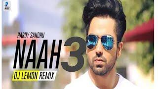 Naah3 Harrdy Sandhu Naah - Harrdy Sandhu Feat. Nora Fatehi | Jaani | B