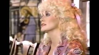 Смотреть клип Dolly Parton - White Christmas