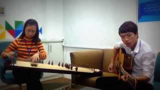 Tình Yêu Màu Nắng- Guitar + Đàn Tranh