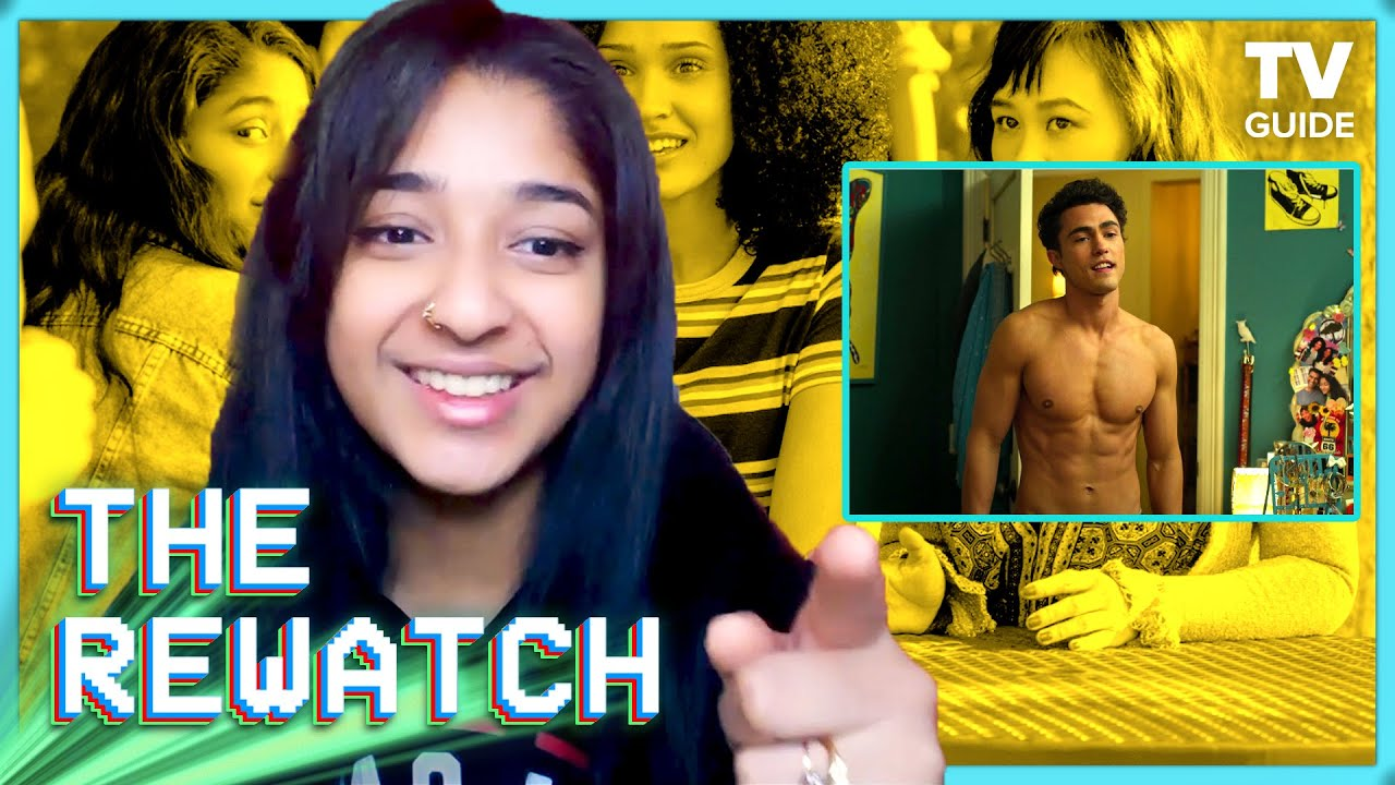 Download Maitreyi Ramakrishnan Rewatches Never Have I Ever's Best Scenes