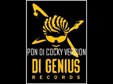 Pon Di Cocky Riddim [Instrumental] DEC 2012
