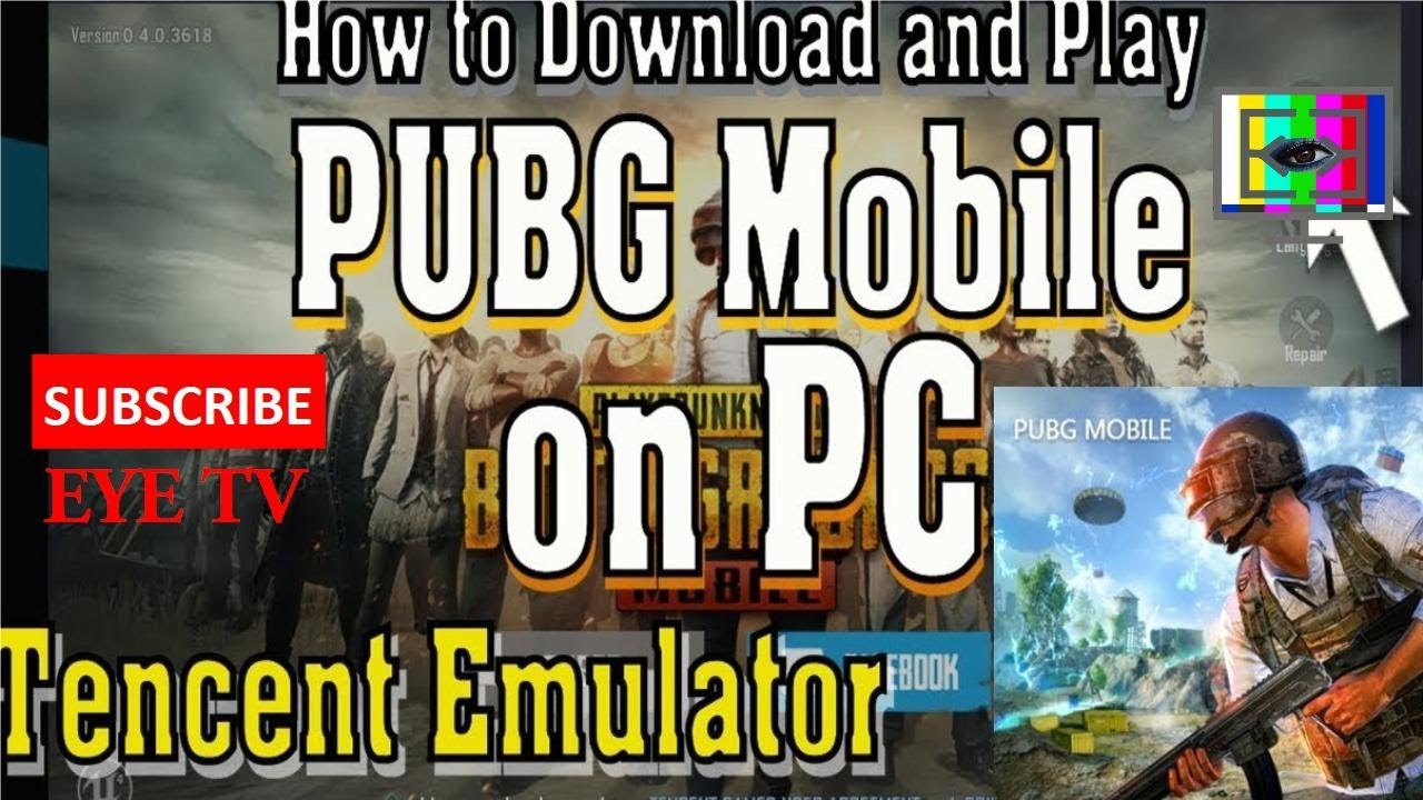 How to play PUBG Mobile on PC with Tencent Gaming Buddy with full mouse and  keyboard controls