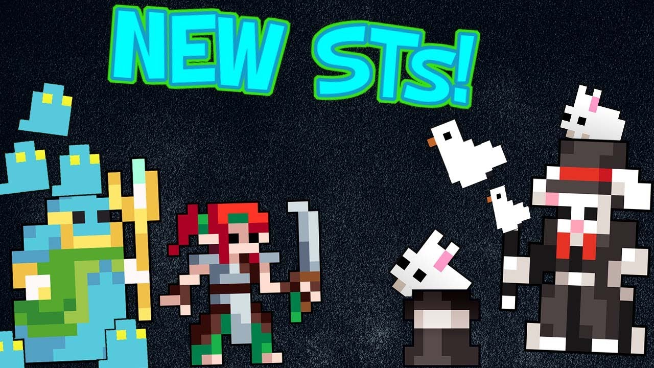Testing and Reviewing All Three New St Sets! - RotMG PT: St Story of War III Review and Gameplay