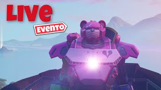 LIVE FORTNITE - THE ROBOT IS PRONTO!! THE EVENT IS NOT LONG - PATCH 9.40